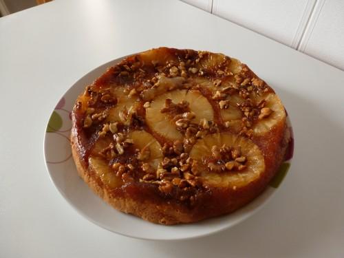 torta,ananas